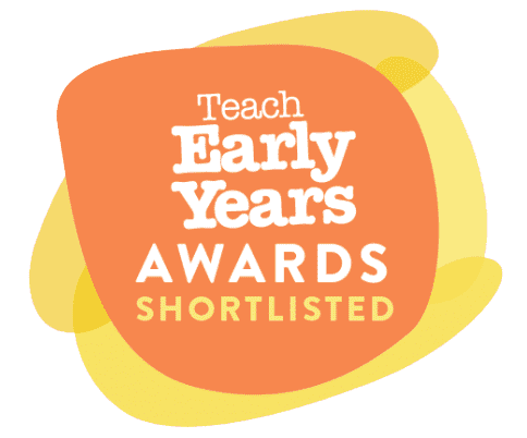 Shortlisted for a Teach Early Years award